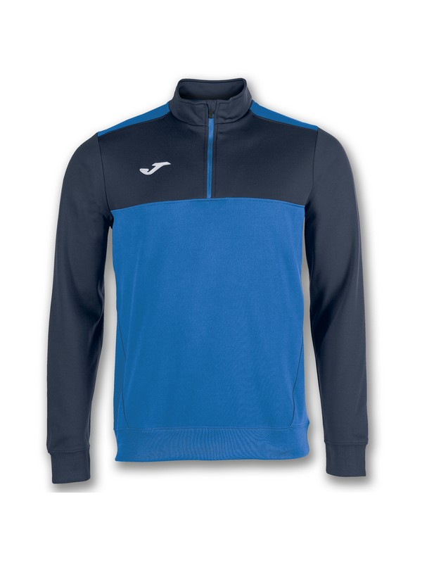 JOMA SUDADERA 1/2 CREM. WINNER ROYAL-NAVY