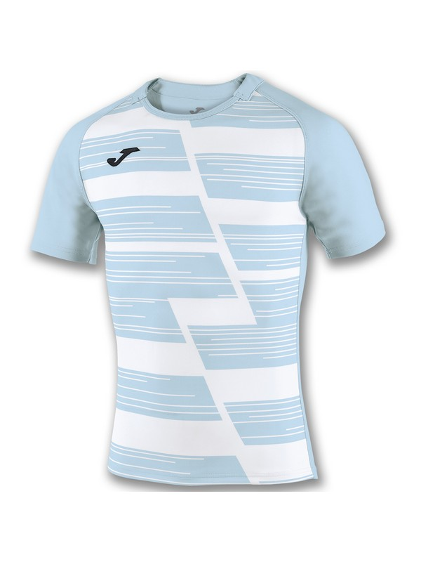 JOMA CAMISETA M/C HAKA LIGHT BLUE