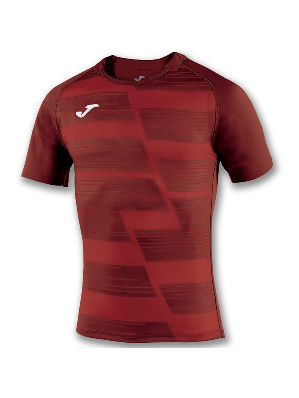 JOMA CAMISETA M/C HAKA RED