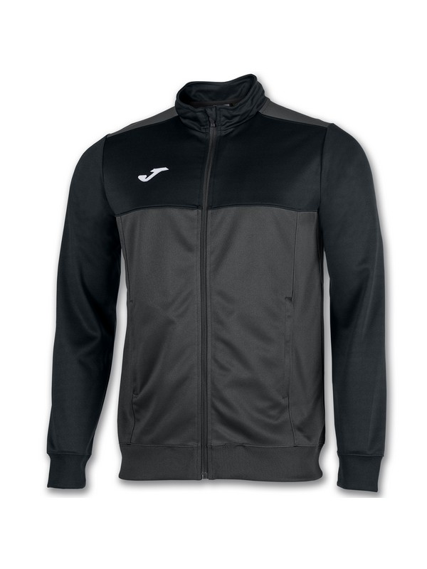 JOMA JAQUETA WINNER ANTHRACITE-BLACK