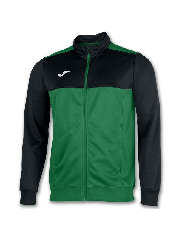 JOMA JAQUETA WINNER GREEEN-BLACK