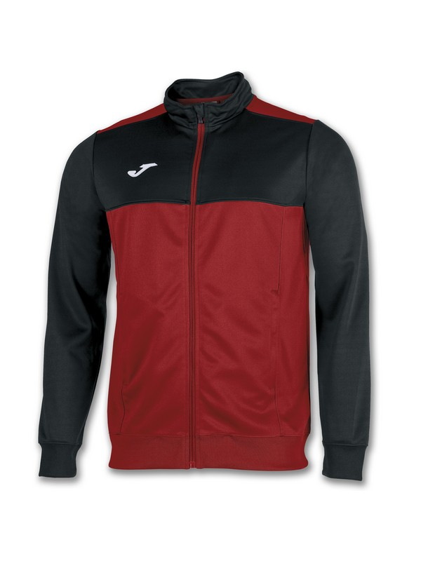JOMA JAQUETA WINNER RED-BLACK
