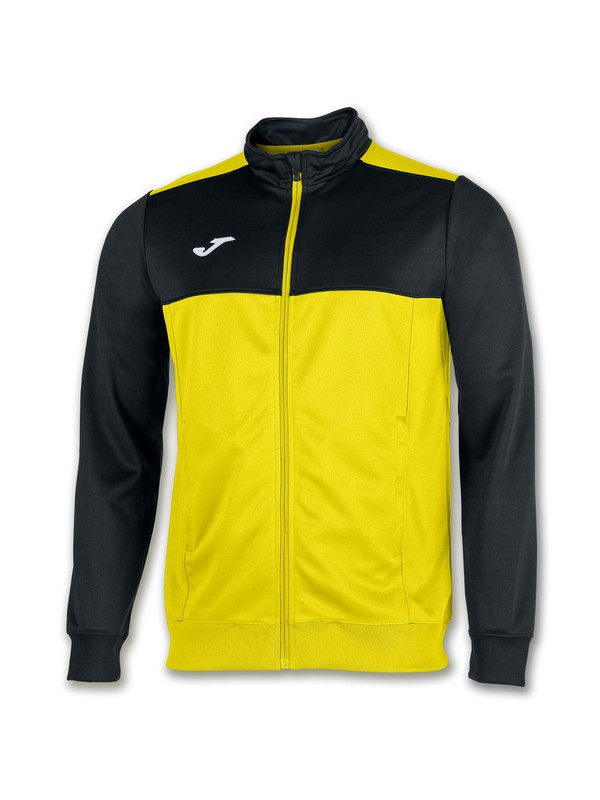 JOMA JAQUETA WINNER YELLOW-BLACK