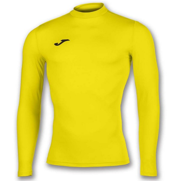 ACADEMY SHIRT BRAMA YELLOW