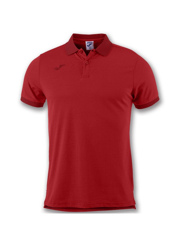 JOMA POLO ESSENTIAL S/S RED