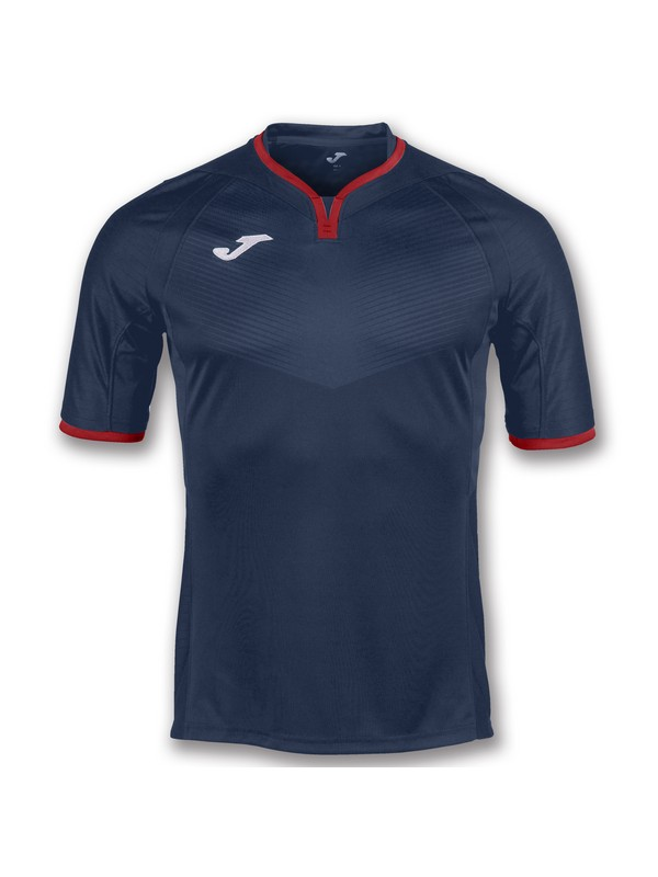 JOMA CAMISETA M/C MUNDIAL NAVY-RED