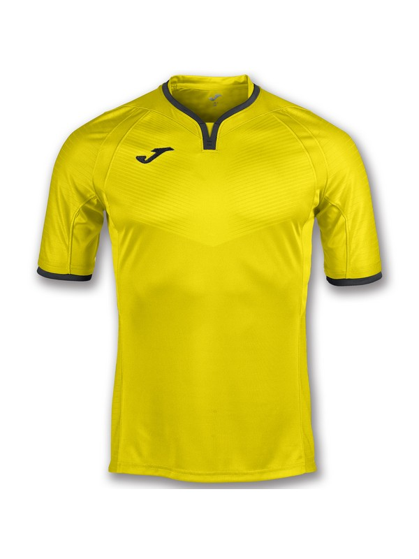 JOMA CAMISETA M/C MUNDIAL YELLOW-BLACK