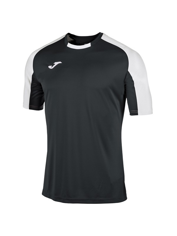 JOMA CAMISETA M/C ESSENTIAL BLACK