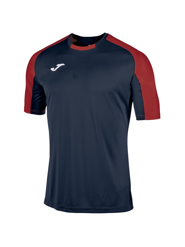 JOMA CAMISETA M/C ESSENTIAL NAVY