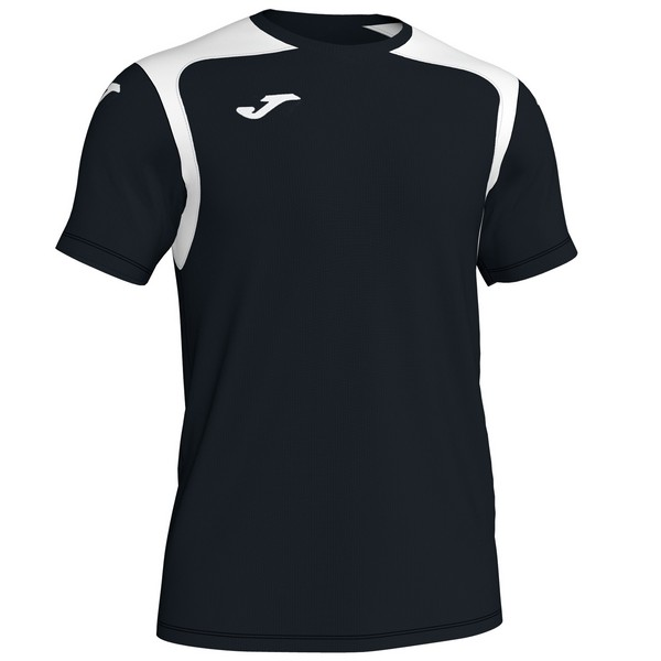 JOMA CAMISETA CHAMPION V BLACK-WHITE