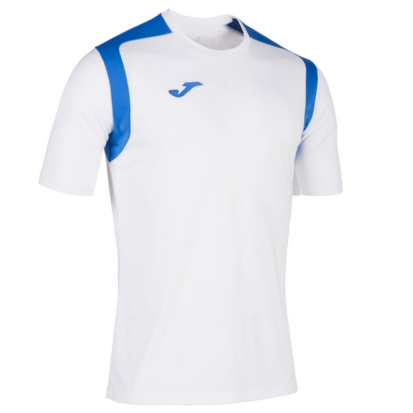 JOMA CAMISETA CHAMPION V WHITE-ROYAL
