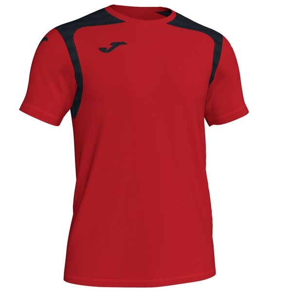 JOMA CAMISETA CHAMPION V RED-BLACK