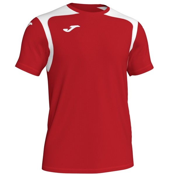 JOMA CAMISETA CHAMPION V RED-WHITE