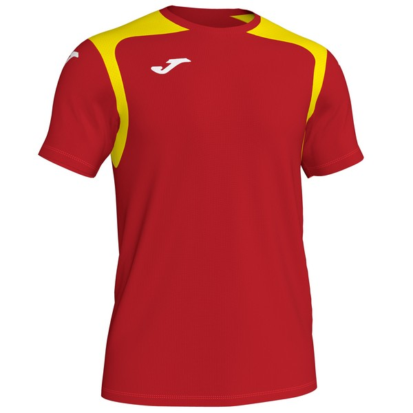 JOMA CAMISETA CHAMPION V RED-YELLOW