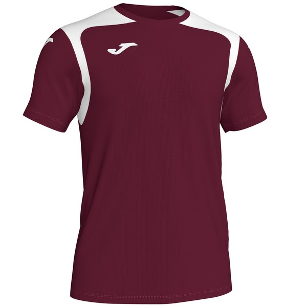 JOMA CAMISETA CHAMPION V BURGUNDY