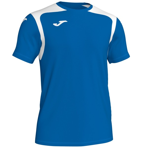 JOMA CAMISETA CHAMPION V ROYAL-WHITE