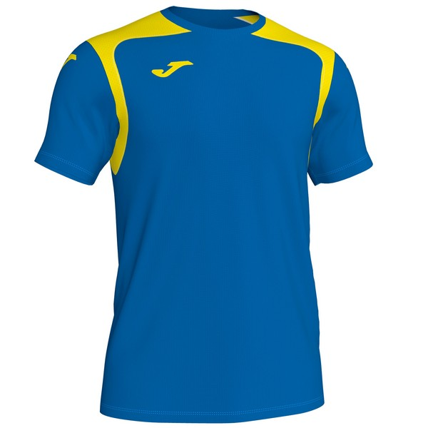 JOMA CAMISETA CHAMPION V ROYAL-YELLOW