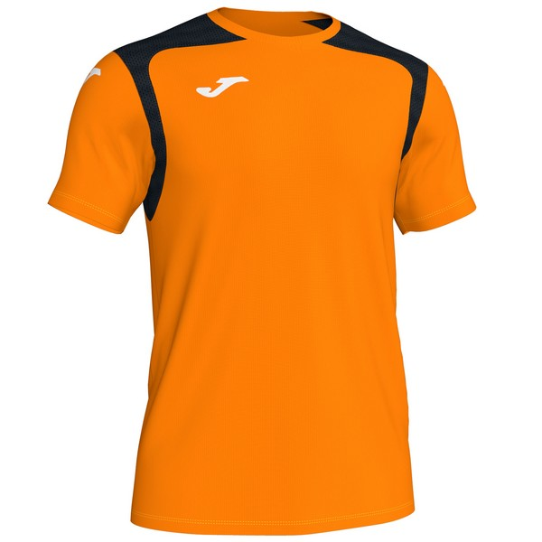 JOMA CAMISETA CHAMPION V ORANGE-BLACK