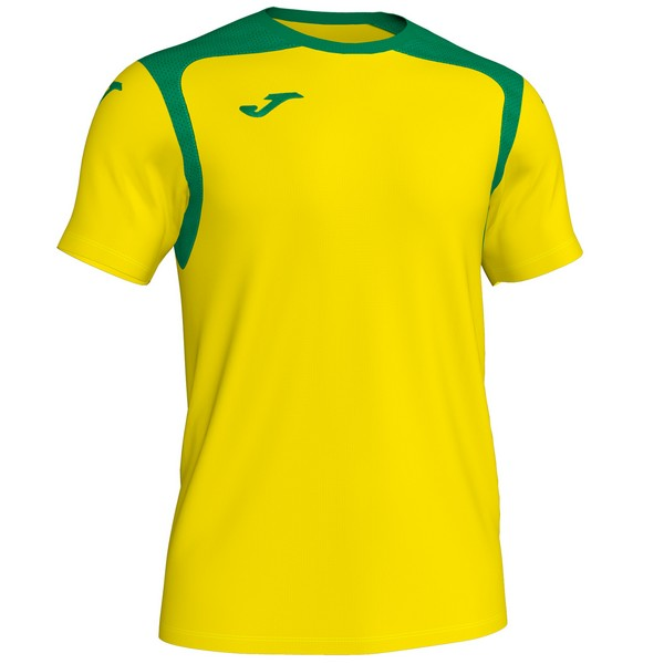 JOMA CAMISETA CHAMPION V YELLOW-GREEN