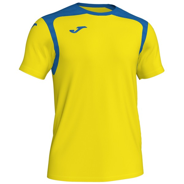 JOMA CAMISETA CHAMPION V YELLOW-ROYAL