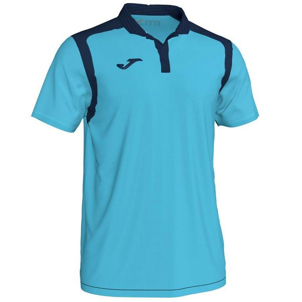 POLO CHAMPION V FLUOR TURQUOISE
