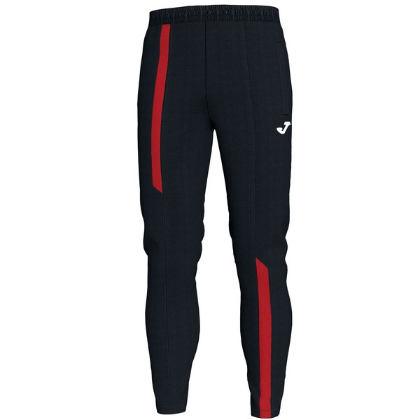 JOMA SPORT PANTALÓ LLARG SUPERNOVA BLACK-RED