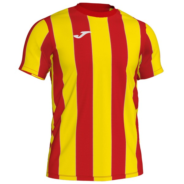 JOMA SPORT CAMISETA INTER T-SHIRT RED-YELLOW