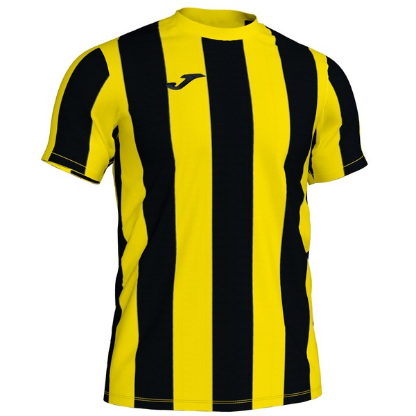 JOMA SPORT CAMISETA INTER T-SHIRT YELLOW-BLACK