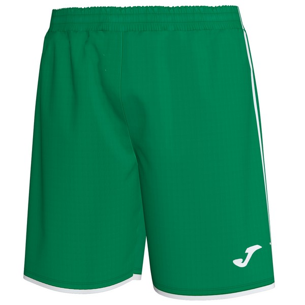 JOMA SPORT SHORT LIGA GREEN-WHITE