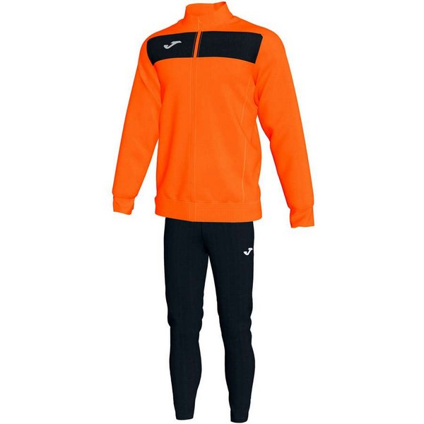 ACADEMY II ORANGE-BLACK