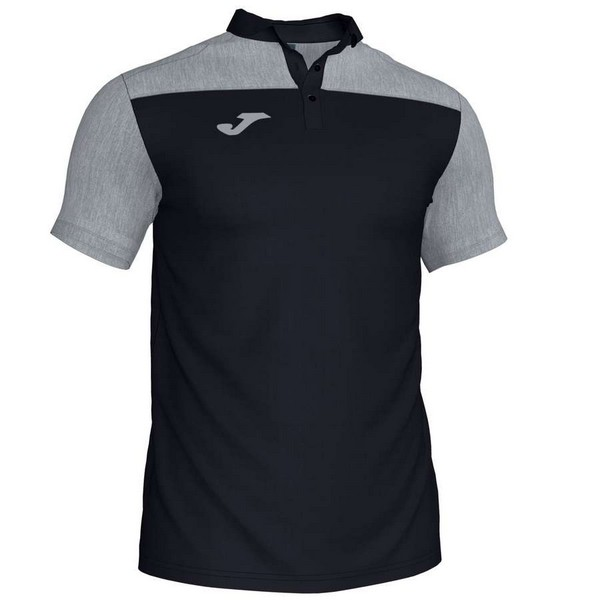 POLO HOBBY II BLACK-GREY