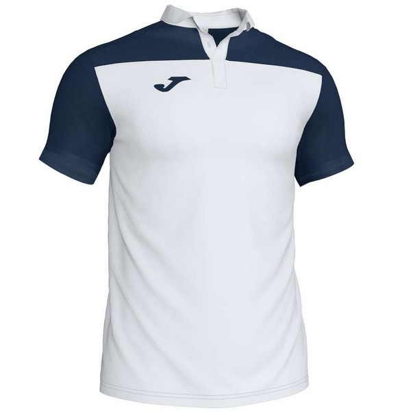 POLO HOBBY II WHITE-NAVY
