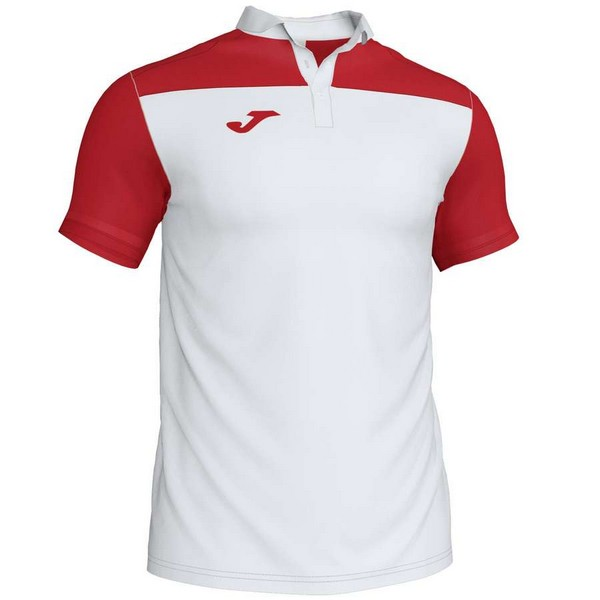 POLO HOBBY II WHITE-RED