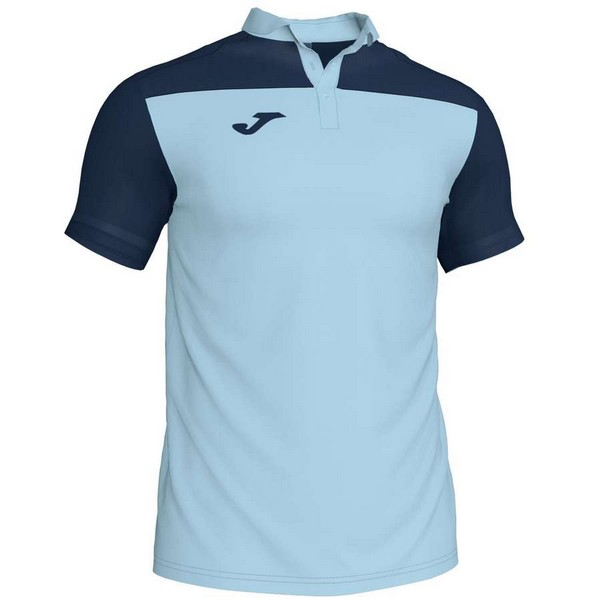 POLO HOBBY II SKY BLUE-NAVY