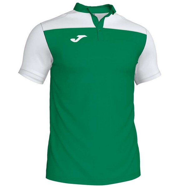 POLO HOBBY II GREEN-WHITE