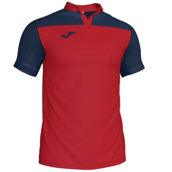 POLO HOBBY II RED-NAVY
