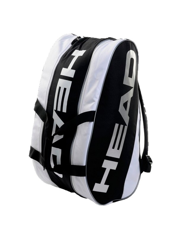 HEAD BOSSA PADEL SUPERCOMBI NEGRE