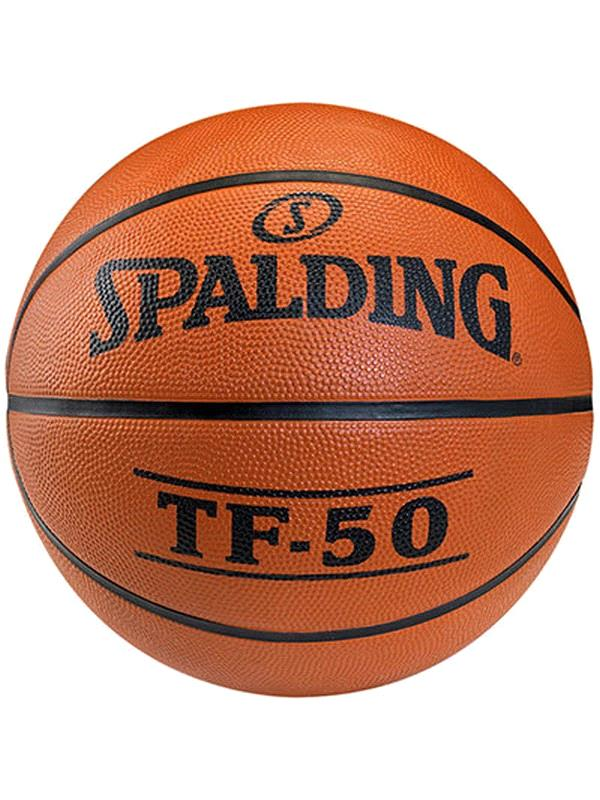 SPALDING PILOTA TF50  OUTDOOR SZ.5 (73-852Z) ORANGE