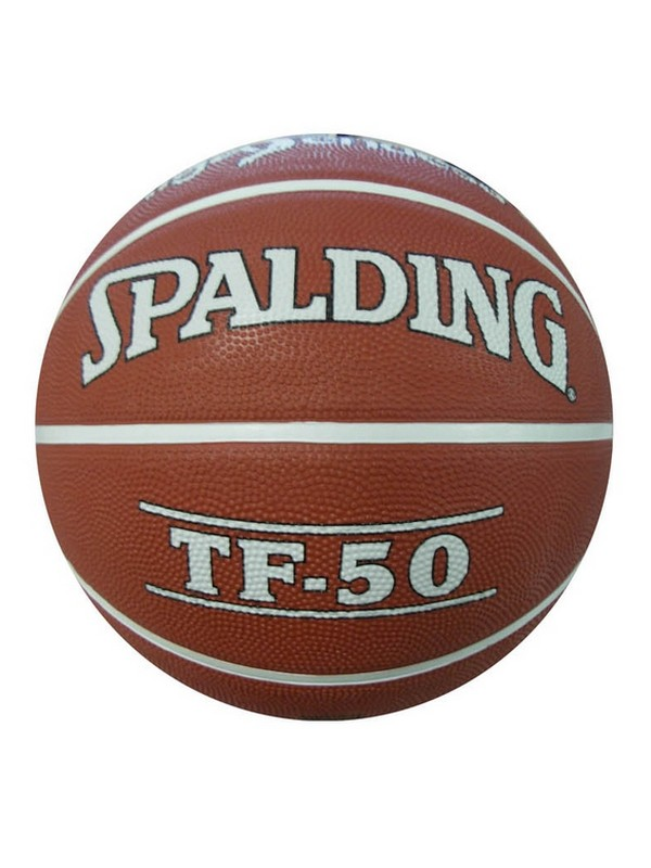 SPALDING PILOTA ACB TF50  OUTDOOR SZ.7 (73-896Z) ORANGE