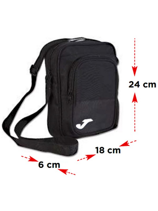 SHOULDER BAG JOMA NEGRO