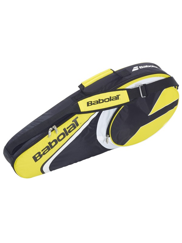 BABOLAT TENNIS BAG X 3 CLUB AMARILLO