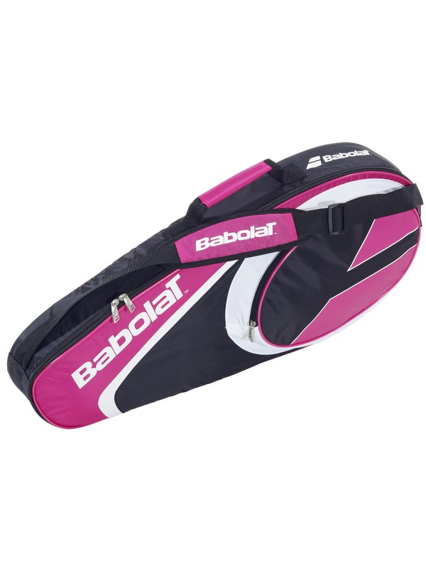 BABOLAT TENNIS BAG X 3 CLUB ROSA
