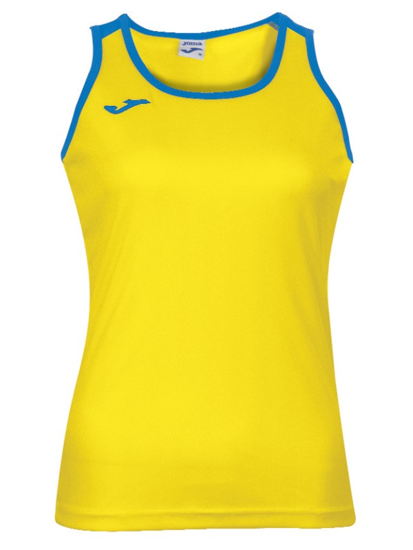 JOMA T-SHIRT KATY AMARILLO