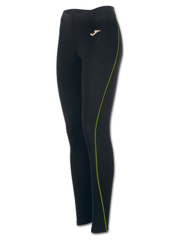 JOMA LONG PANTS DASE NEGRO-VERDE