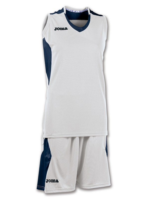 JOMA SET BASKET SPACE DONA BLANCO-MARINO