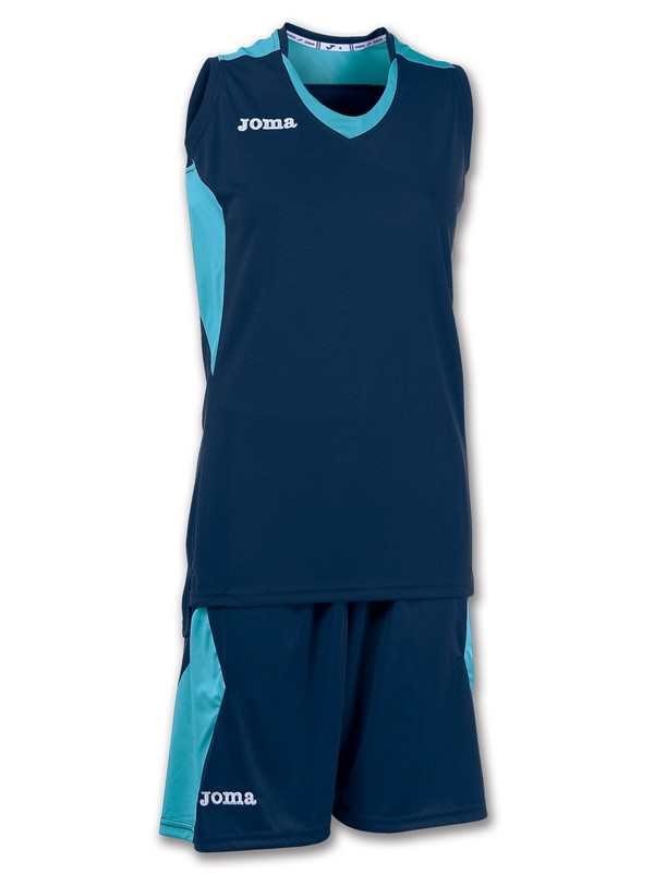 JOMA SET BASKET SPACE DONA MARINO-TURQUESA