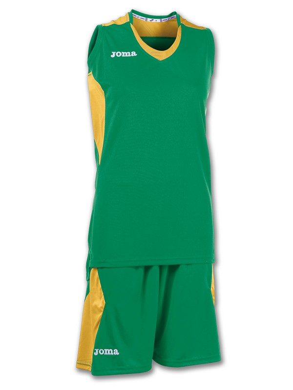 JOMA SET BASKET SPACE WOMEN VERDE