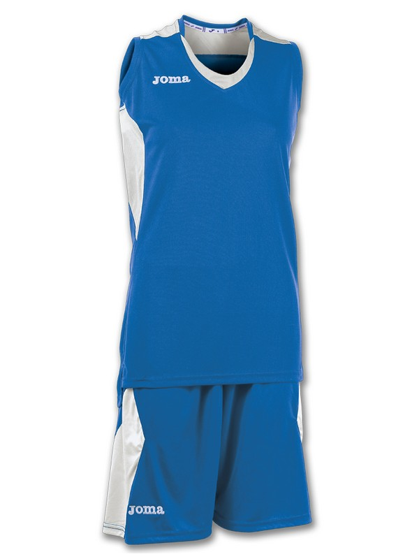 JOMA SET BASKET SPACE DONA ROYAL-BLANCO