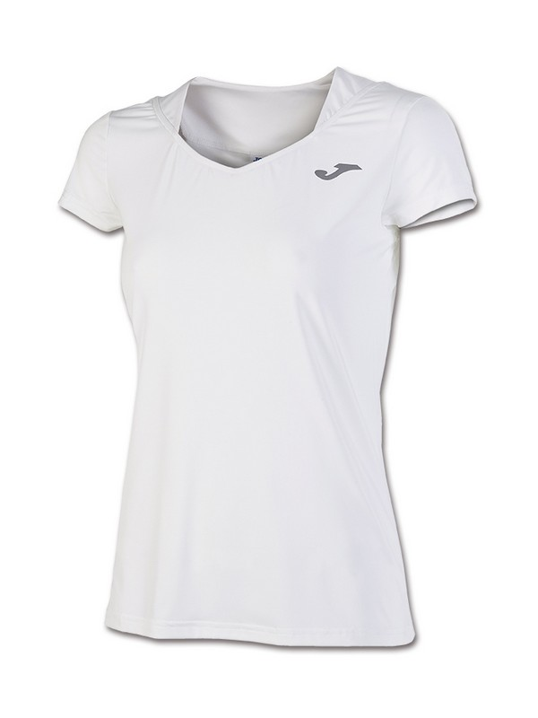 CAMISETA BELLA M/C BLANCO