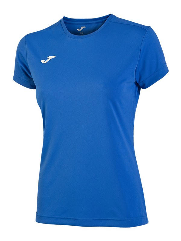 CAMISETA ENTRENO WOMEN ENBAS ROYAL